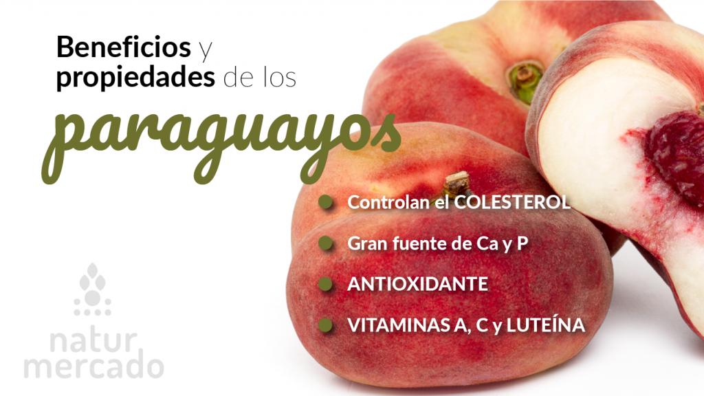 Beneficios y propiedades de los paraguayos